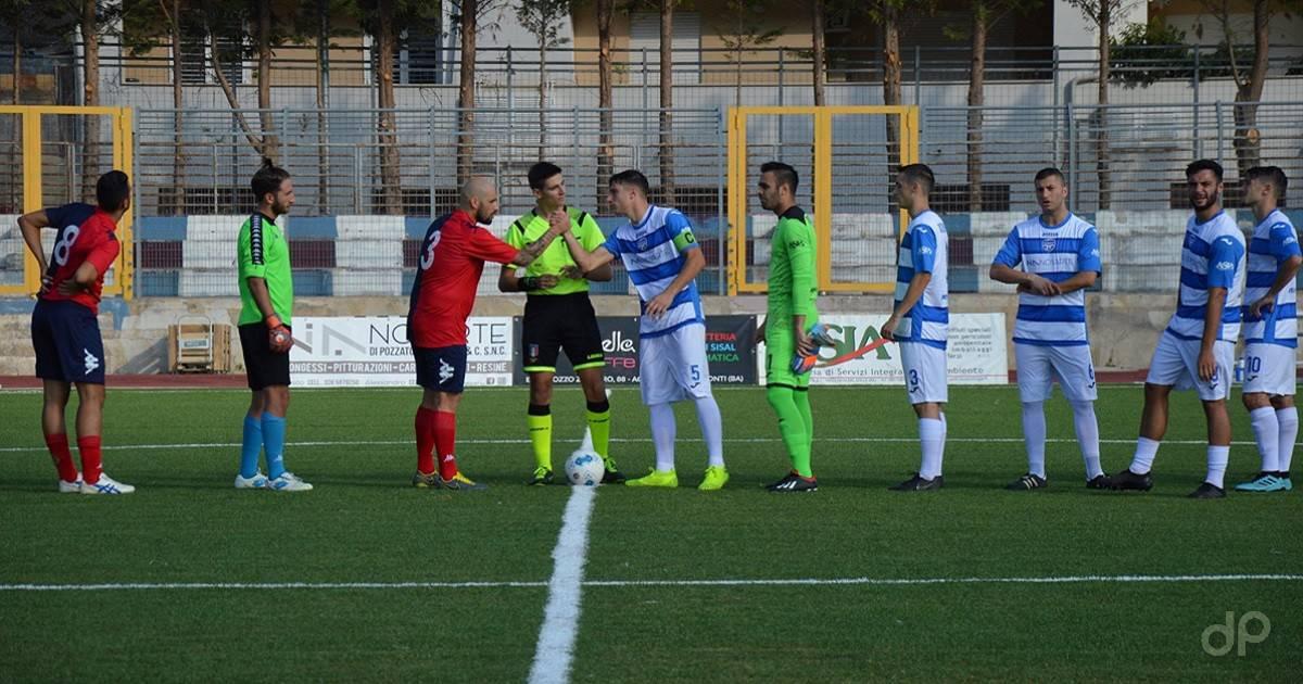 Football Acquaviva-Foggia Incedit 2019-20