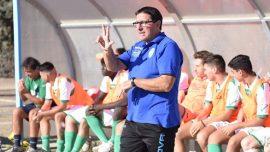 Giacomo Pettinicchio allenatore Talsano 2019