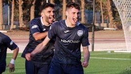 Football Acquaviva-Real Sannicandro, il giovane Cicero regala la vittoria ai biancoblù