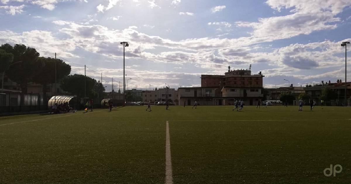 San Severo-UC Bisceglie 2019-20