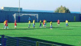 Virtus Molfetta-Real Zapponeta, pareggio in rimonta per i biancorossi: termina 2-2