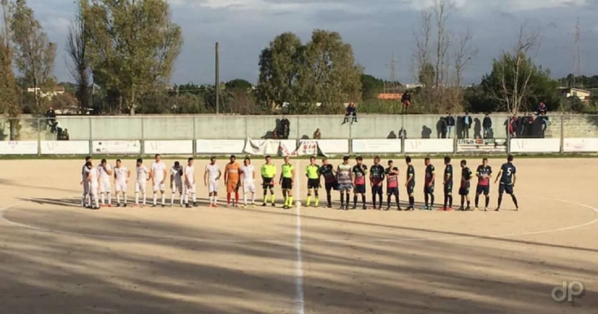 Atletico Aradeo-Novoli 2019-20