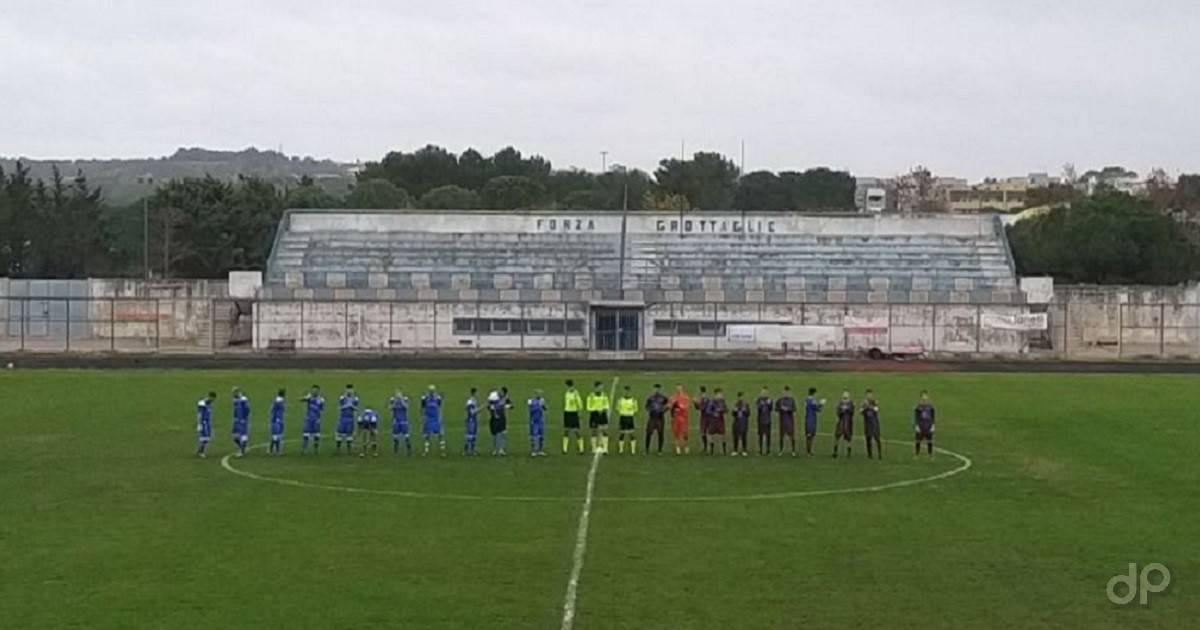 Grottaglie-Sporting Apricena 2019-20