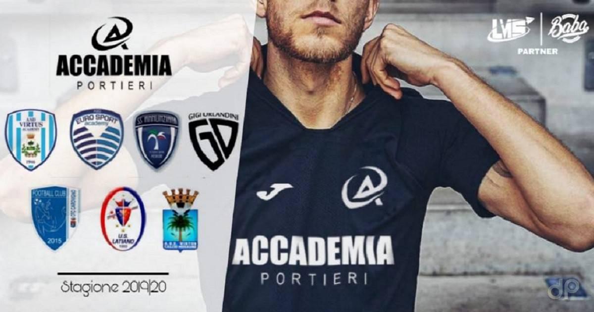 Logo Accademia Portieri 2019