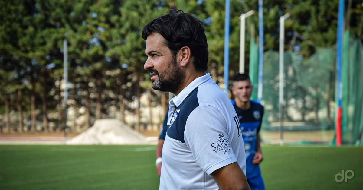 Muzio Fumai allenatore Football Acquaviva 2019