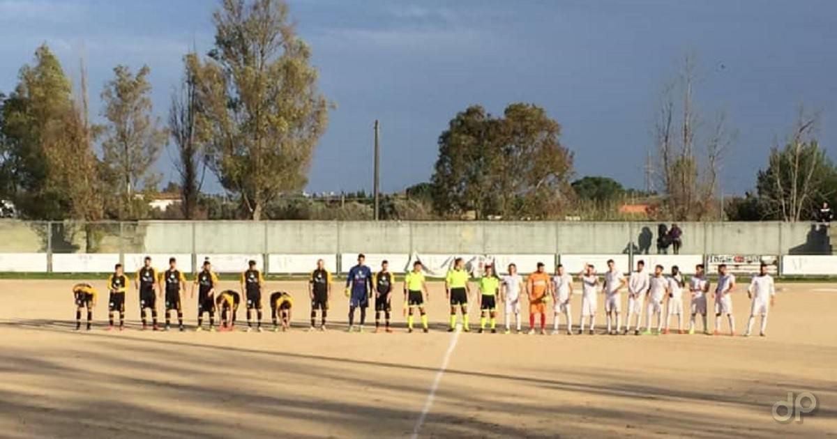 Atletico Aradeo-De Cagna 2019-20