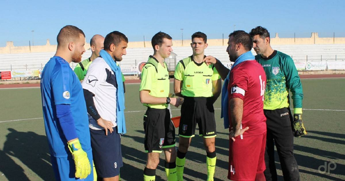 Canosa-FC Capurso 2019-20