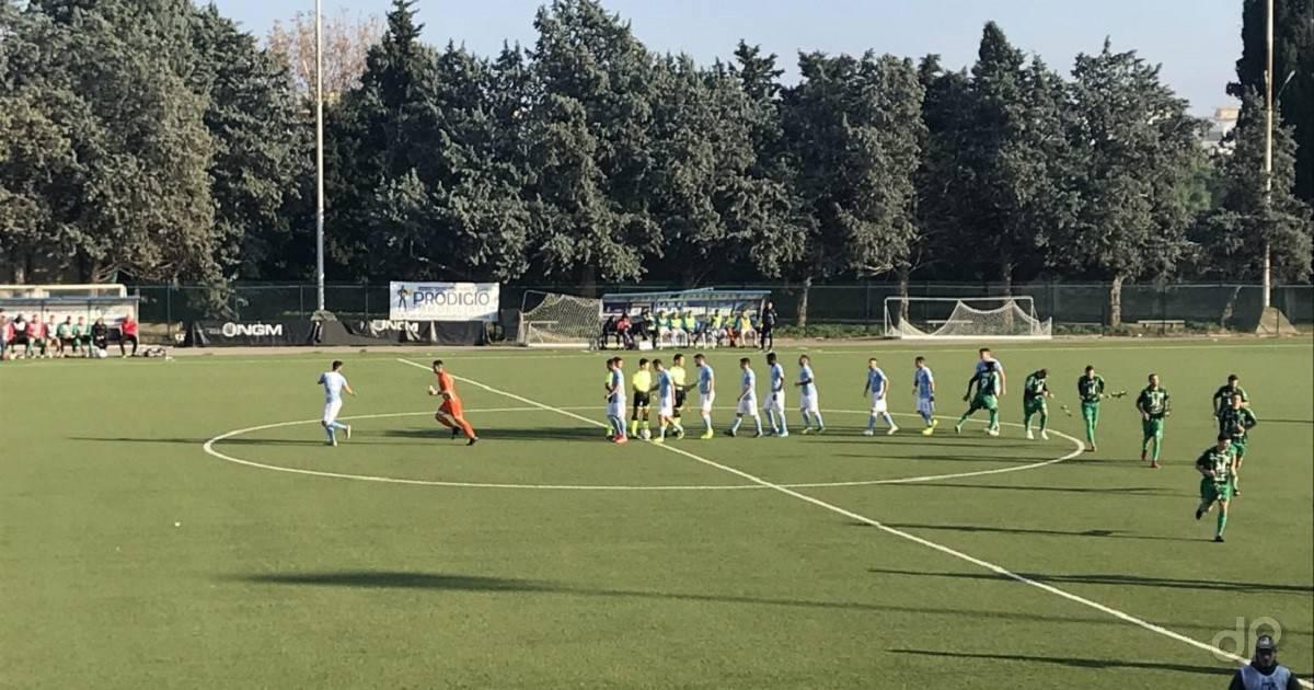 Corato-Atletico Vieste 2019-20