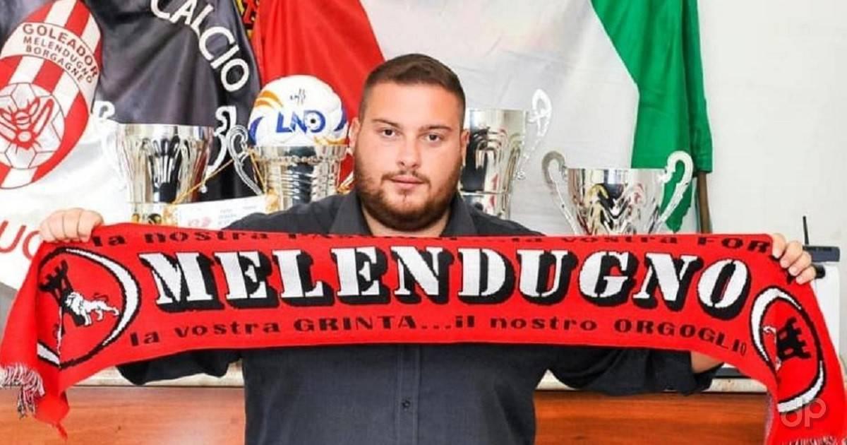 Diego Margiotta direttore sportivo Melendugno 2019