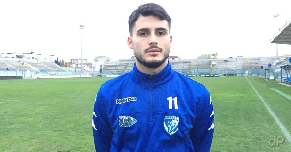 Domenico Cuomo al Brindisi 2019