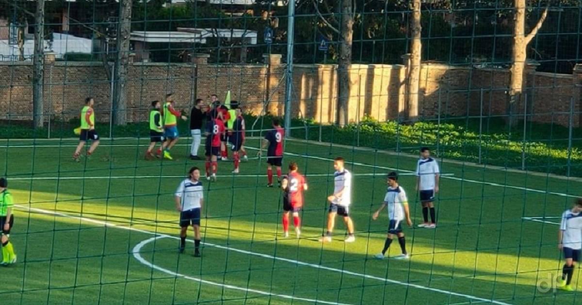 Foggia Incedit-Virtus San Ferdinando 2019-20