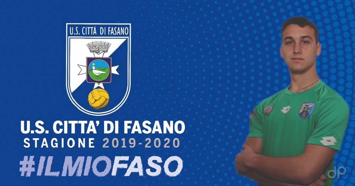 Gaetano Mennella al Fasano 2019
