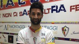 Atletico Aradeo, nuovo arrivo per l'attacco giallorosso: dall'Uggiano ecco Garrapa
