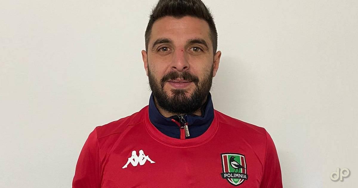 Giuseppe Mignone alla Polimnia 2019