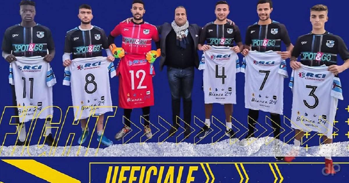 Nuovi arrivi Atletico Racale 2019