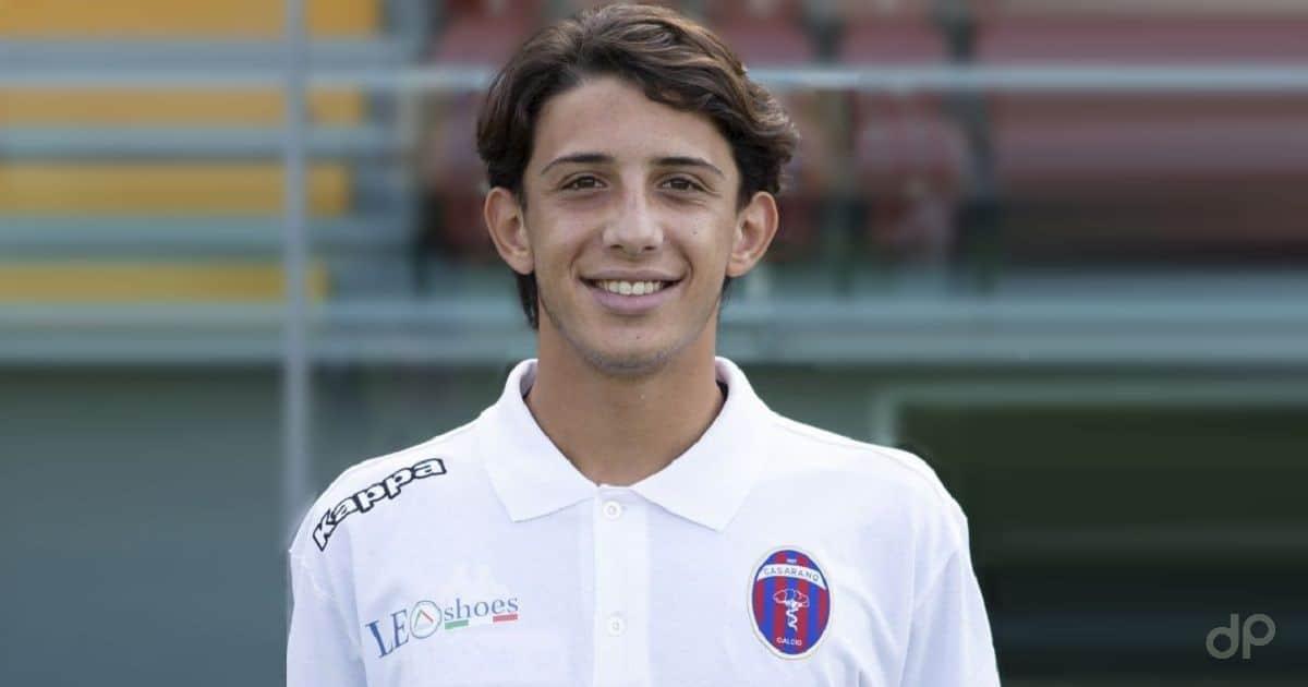 Raffaele Santagata al Casarano 2019