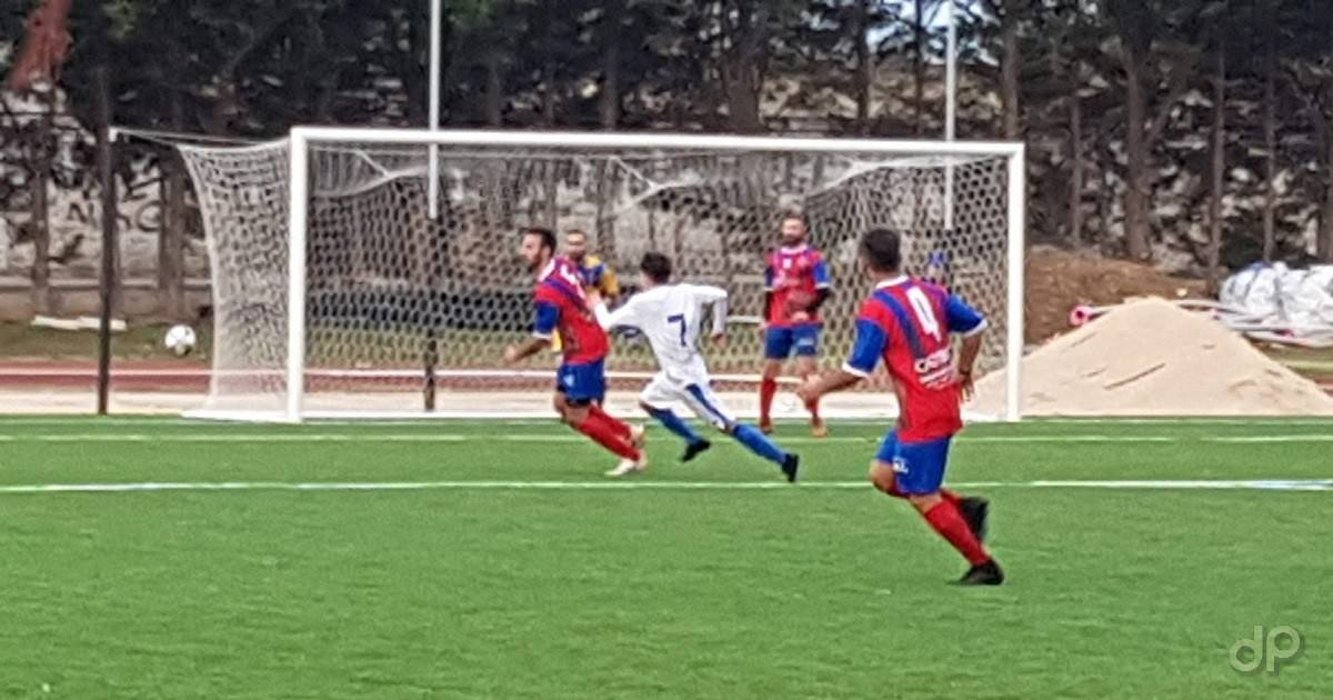Real San Giovanni-Atletico Acquaviva 2019-20