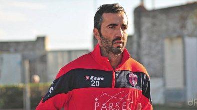 Riccardo Cornacchia allenatore Novoli 2019