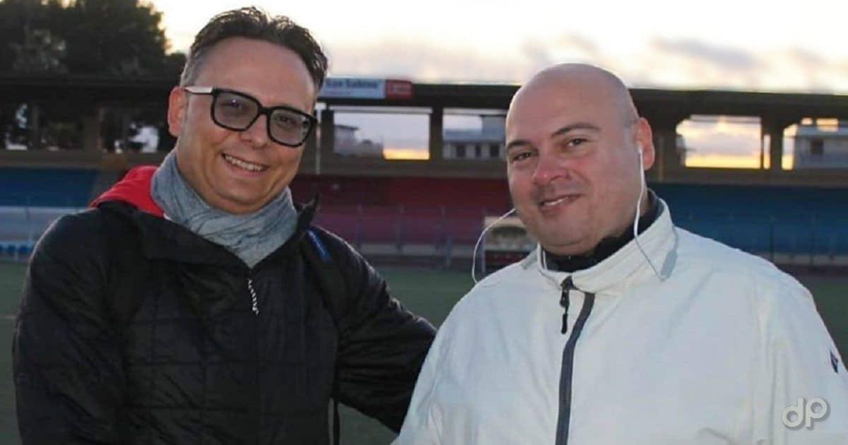 Sabino Paradiso osservatore tecnico del Canosa 2019