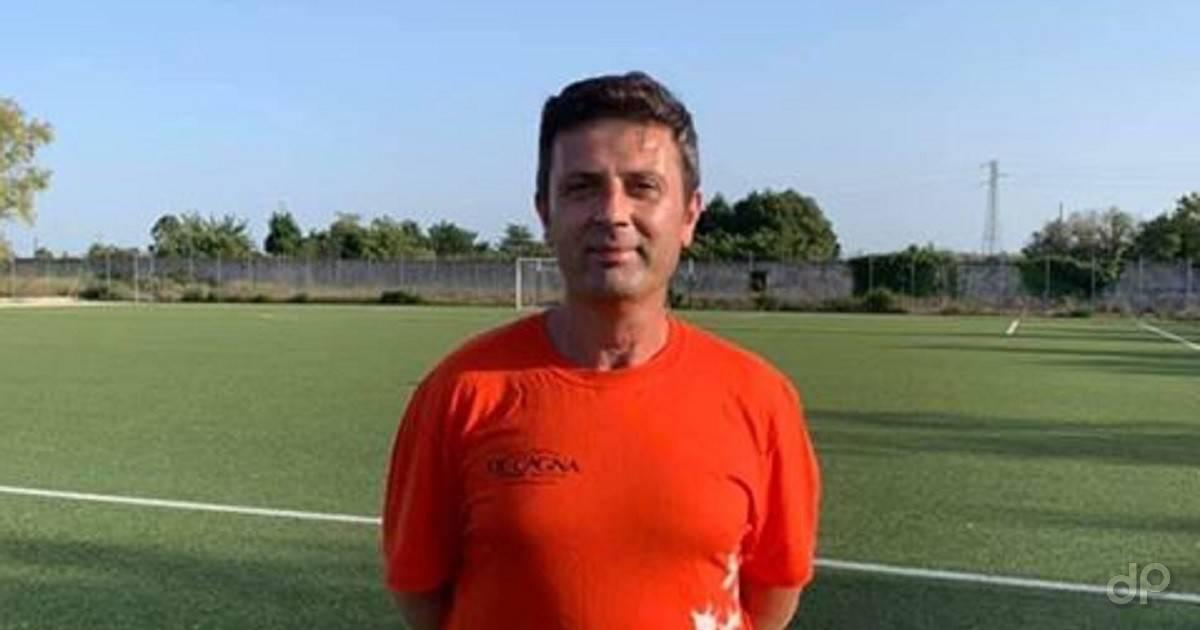 Salvatore De Iaco allenatore De Cagna 2019