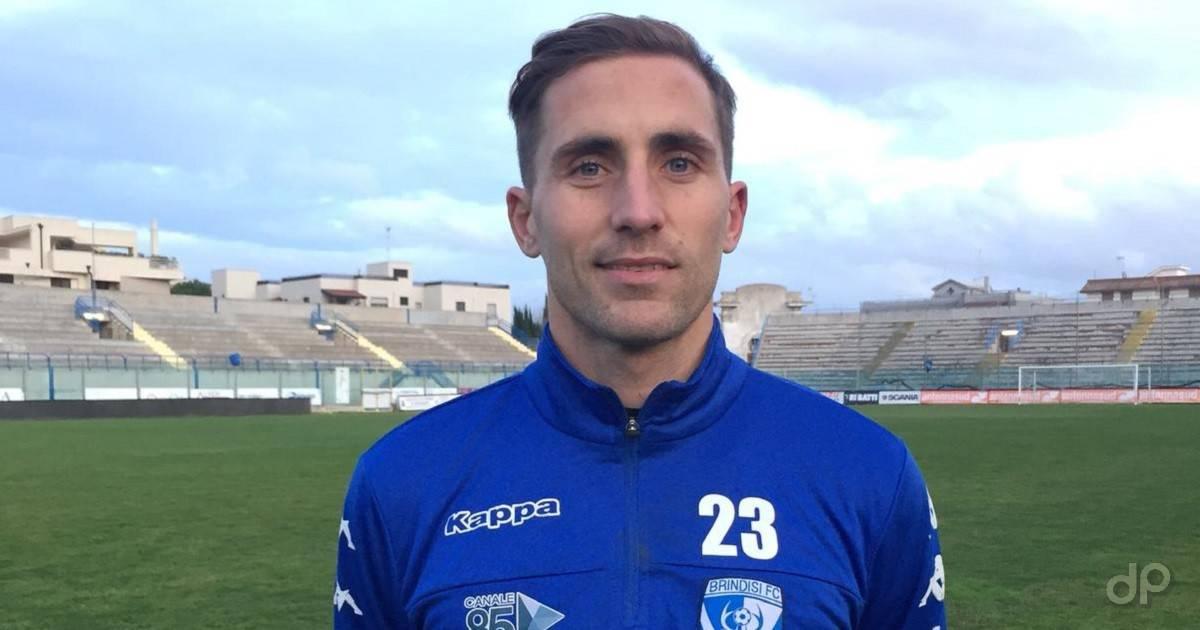 Santiago Matias Dorato al Brindisi 2019