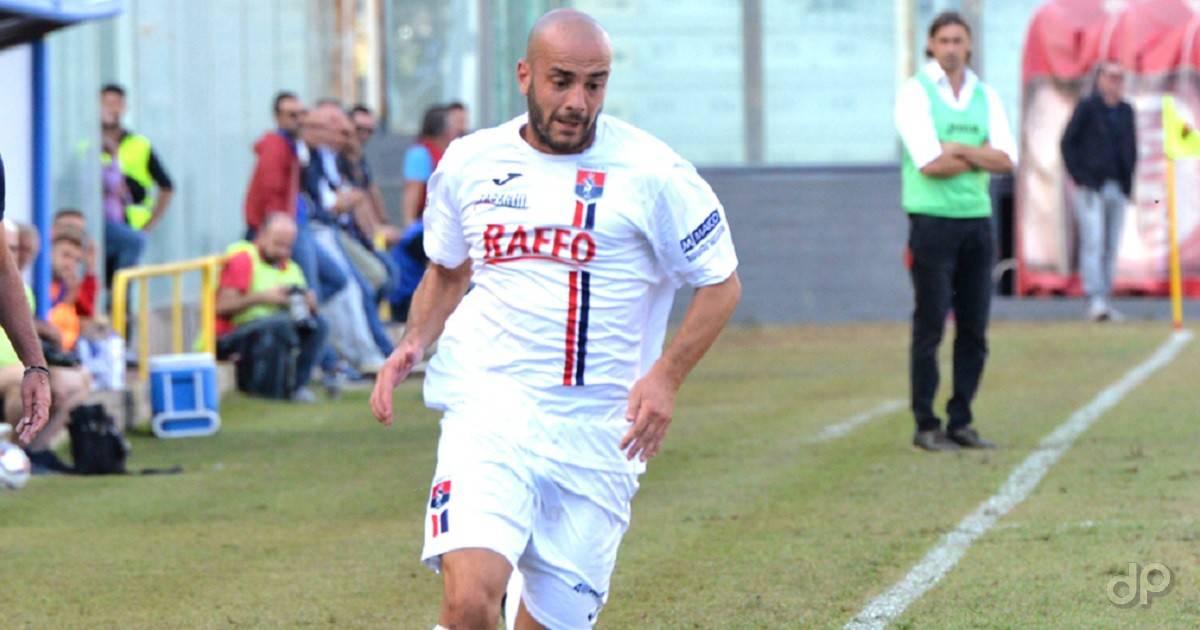 Sebastian Di Senso al Taranto 2018