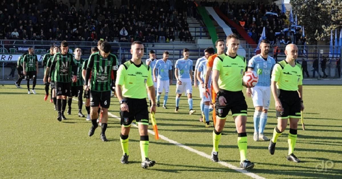 Corato-Atletico Vieste Coppa Italia 2019-20