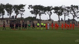Deghi-Molfetta, vittoria esterna in rimonta per i biancorossi: termina 2-3