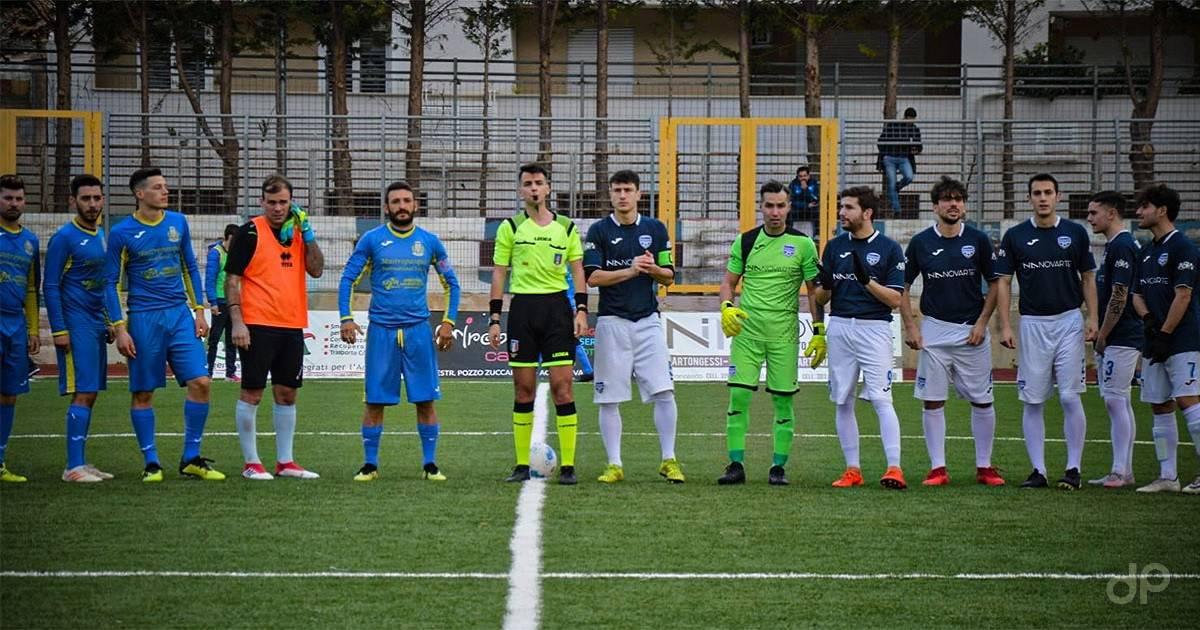 Football Acquaviva-Real Zapponeta 2019-20