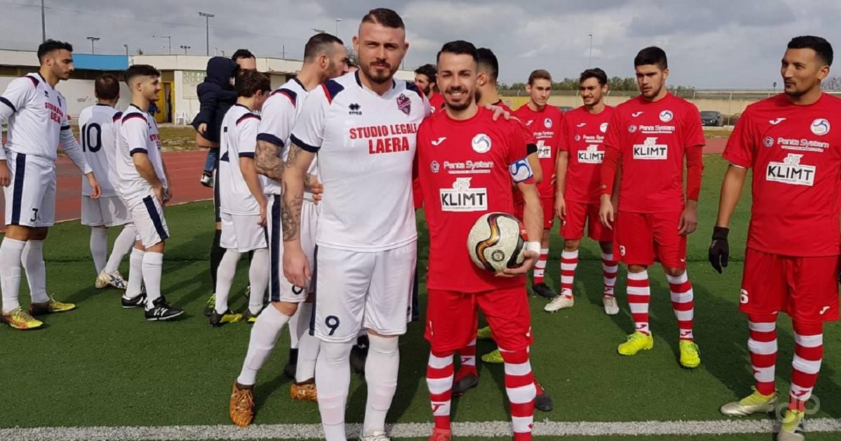 Soccer Modugno-Atletico Acquaviva 2019-20