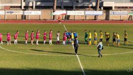 Fasano, Coppa Italia: biancazzurri raggiunti dal Tolentino nel finale: termina 1-1