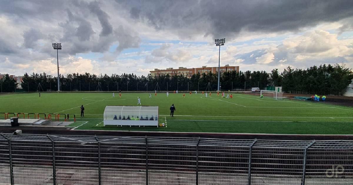 Virtus Andria-Atletico Acquaviva 2019-20