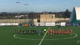 Arboris Belli-Polimnia, Coppa Puglia: vittoria di rigore per i rossoverdi di mister Narraccio