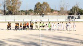 "Atletico Aradeo-Salento Football, la compagine di Renis espugna lo ""Spina"" per 2-0"
