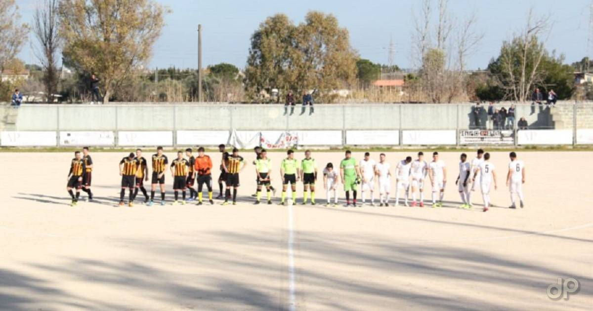 Atletico Aradeo-Salento Football 2019-20