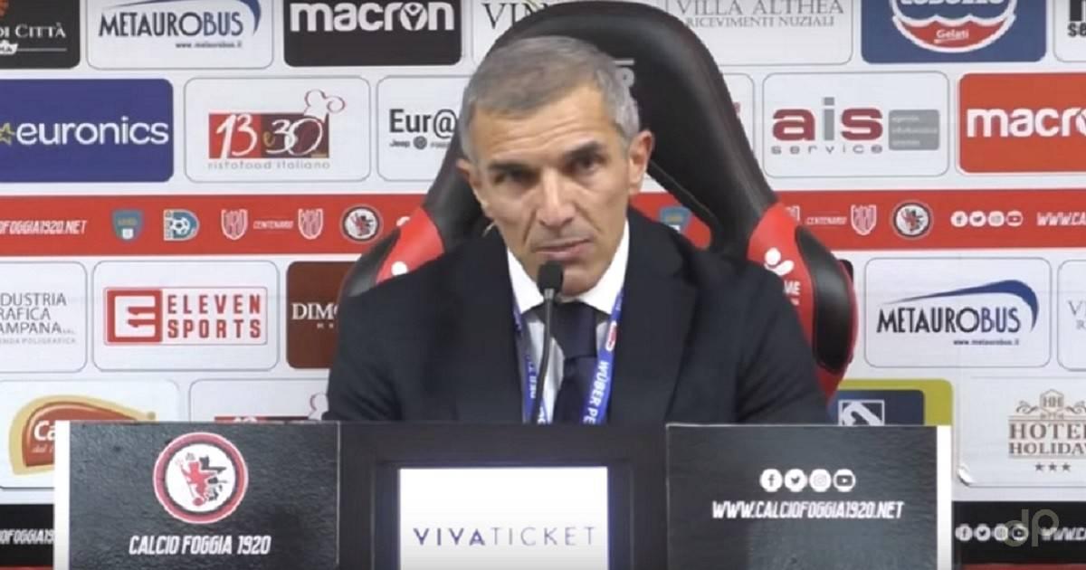 Davide Pelusi amministratore delegato Foggia 2020