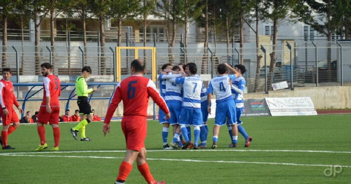 Football Acquaviva-San Giovanni Rotondo 2019-20