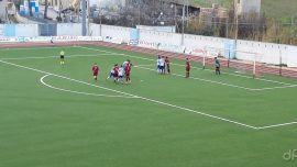 "Ginosa-FC Capurso, goleada biancazzurra: al ""Miani"" termina 7-0"