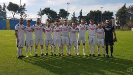 Nuova Daunia-Atletico Acquaviva, a De Vivo risponde Genchi: termina in parità
