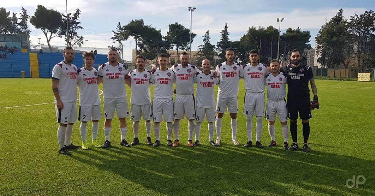 Nuova Daunia-Atletico Acquaviva 2019-20