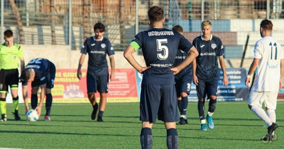 Real Sannicandro-Football Acquaviva 2019-20