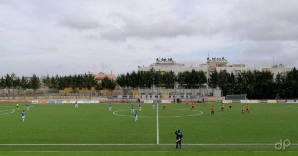 Football Acquaviva-Virtus Andria 2019-20