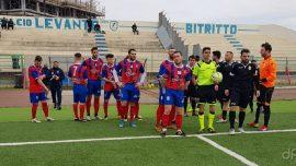 Ideale Bari-Atletico Acquaviva, vittoria in rimonta per i rossoblù: termina 1-3