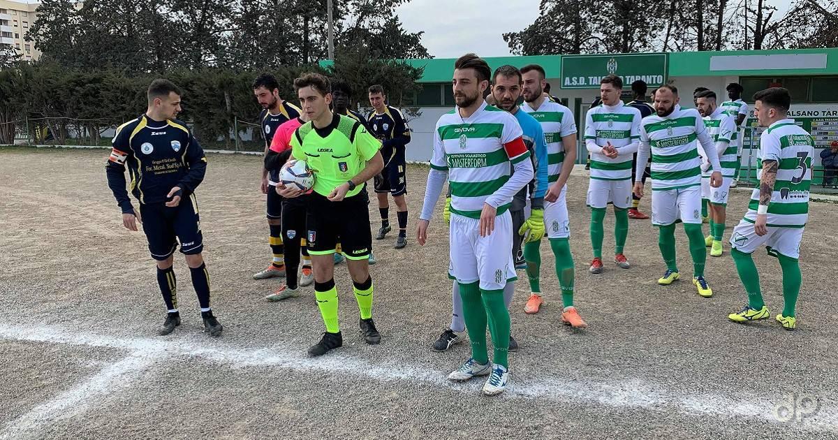Talsano-Ceglie 2019-20