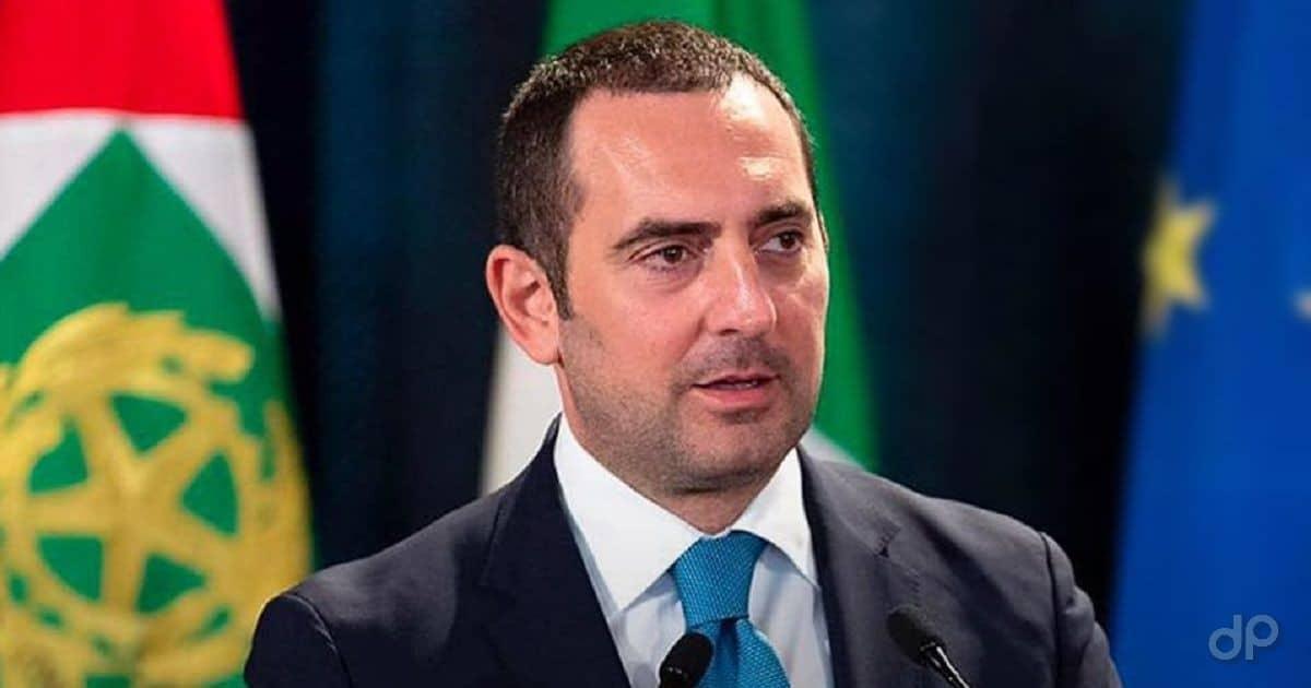 Vincenzo Spadafora Ministro dello Sport 2020