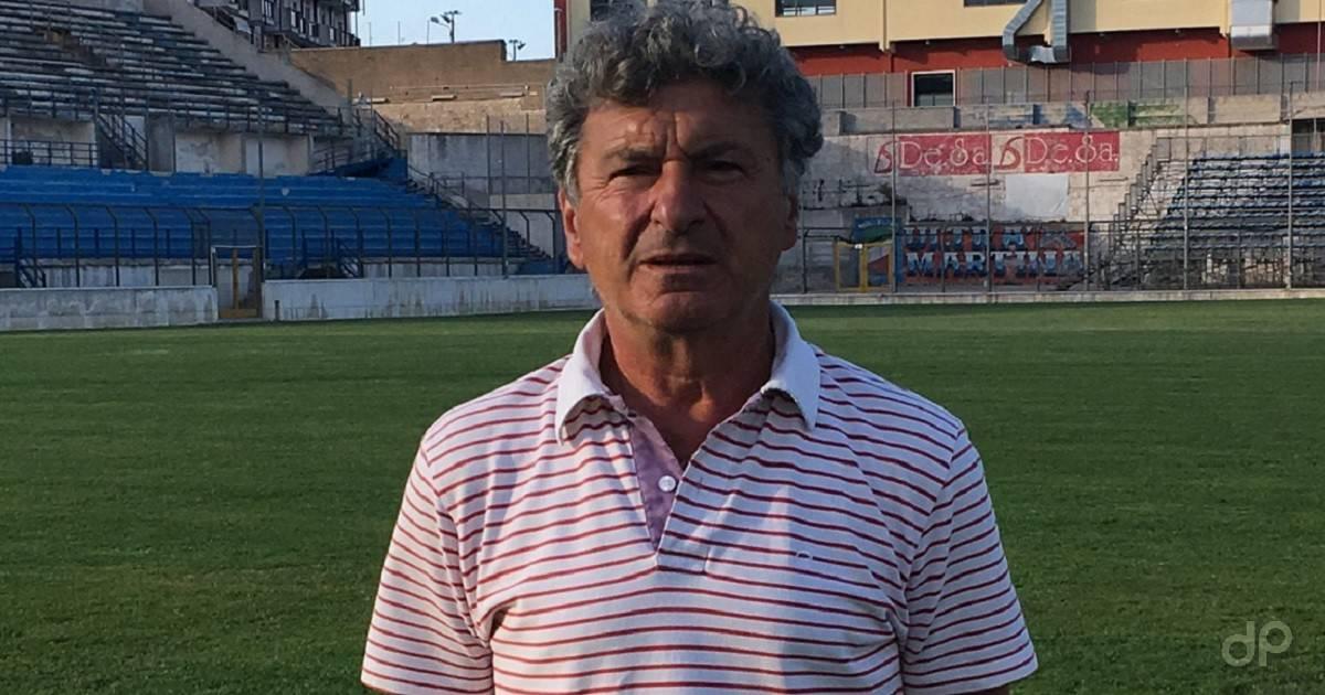 Antonio Tripepi responsabile Juniores Martina 2020