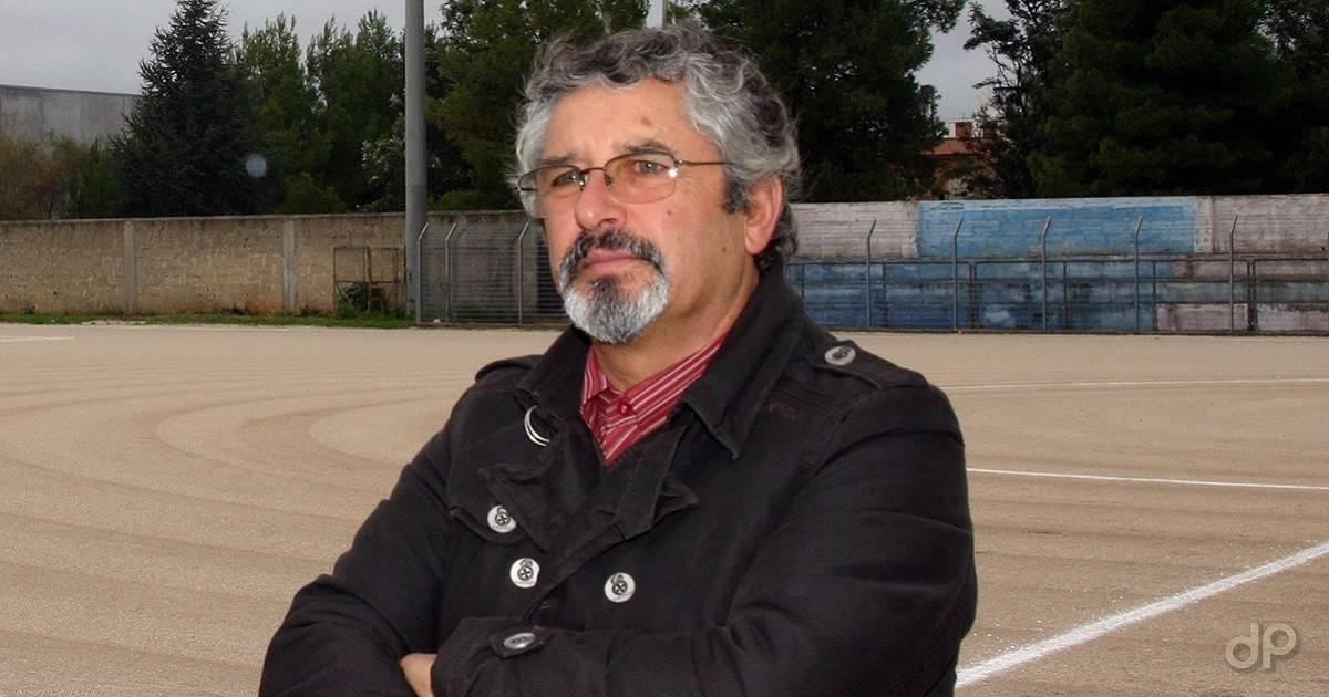 Giuseppe Schiena direttore sportivo Ceglie 2019/20