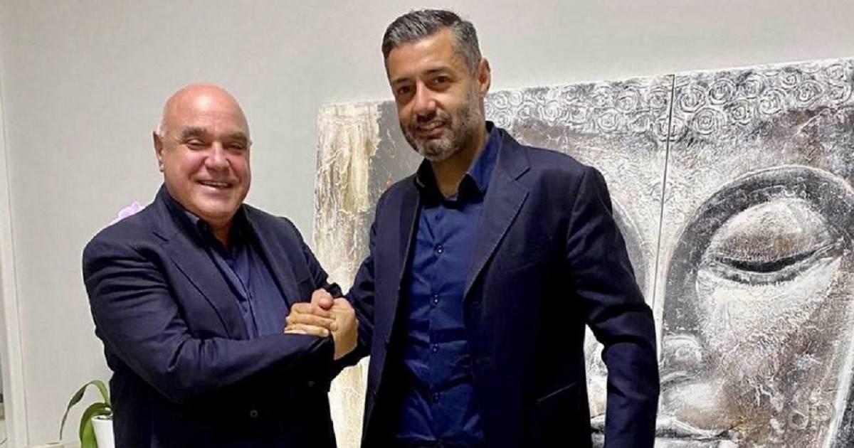 Danilo Pagni direttore sportivo Taranto 2020