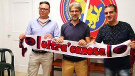 Canosa, scelto il nuovo tecnico: il team rossoblù riparte da mister Papagni