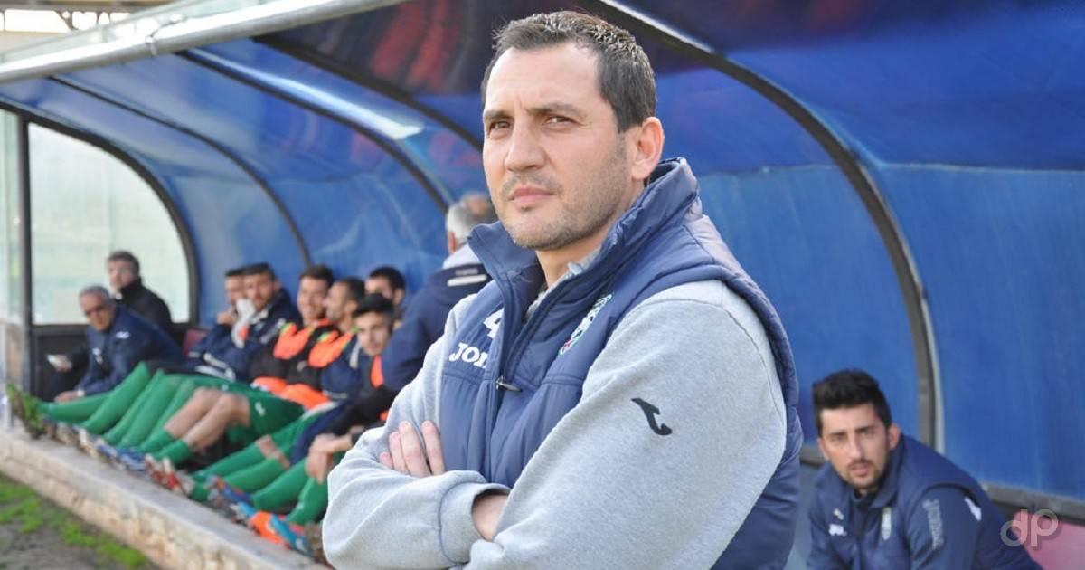 Francesco Passiatore allenatore